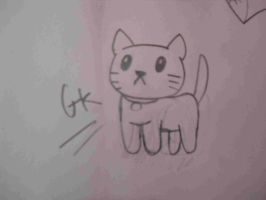 GOODBAH KITTEH by Mr-Evilness