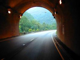Tunnel out by djPhotos