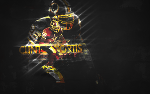 Clinton Portis by Hurricane-Season