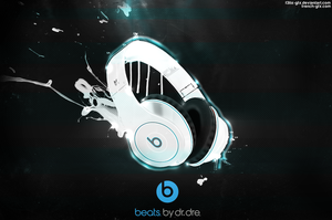 Beats By Dr.Dre by f3lix-gfx