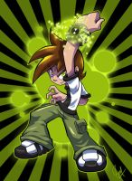 Ben 10 by Turbo by LadyBrot