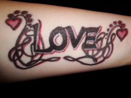 To Write Love on Her Arms by Dark-Angel-111