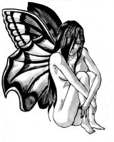 Tatoo Fairy by clette