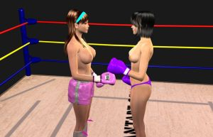 Commision: Lilly Vs YooJung 001 by chuy9502
