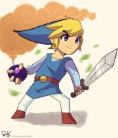 Toon Link by ZeroV5