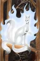 Kitsune by Oniko-art