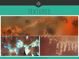 Textures - Rust by Defreve