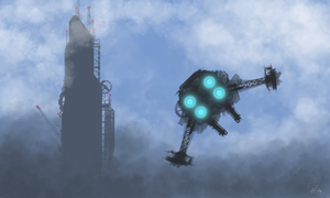The spire by gamigeek