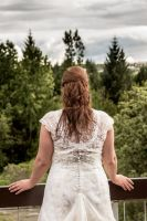 The Bride by axelrafn