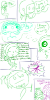 Guys I'm so good at comics by PikachuSlipperz