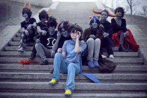 Homestuck 10 by Murasato