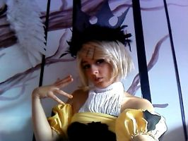 incomplete Rin Kagamine Evil by chowitsu