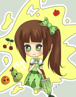 AT: Pear by Kimi-Juu