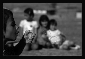 soap bubble... by salihguler