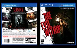 The Evil Within (Custom PS4 Box-Art) by CmM359821