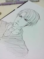 Rivaille by Wenqiann