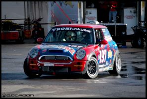 Racing Mini by OliRSX