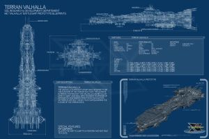 Terran Valhalla blueprints by Enenra