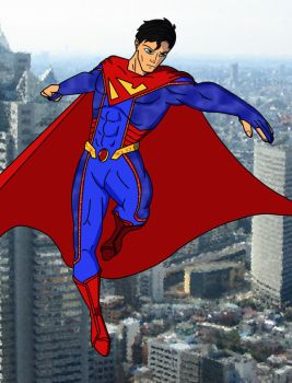 Ultimate Superman by Bear-Goggles