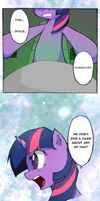Celestial Breakthrough by derpiihooves