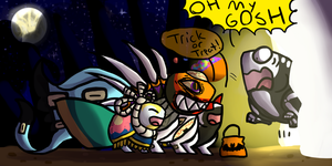 CotW #16: tRICK OR TREAT by AuroraL1GHT