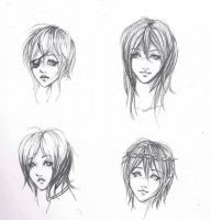 Sketches by MissPinks