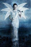 Tarot project-XIV- Temperance by Cambion-Art