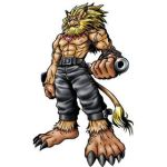 Leomon - Digimon world Re: Digitize by Petronikus