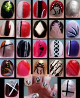 Nail Tamplate by RedStone94