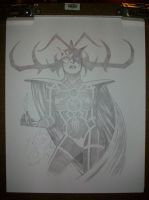 Hela Process step 7 by jerkmonger