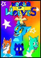 World of Wolves Promo Poster 8D by Sooty123