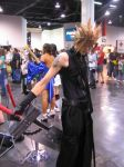 Cloud Advent Children Cosplay by Knightfourteen