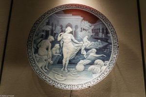 Decorative Plate by SabrinaFranek