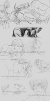 Sketches and unfinished stuff (Russia/Prussia) by lucrecia