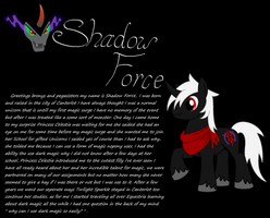 Shadow Force by Absol989
