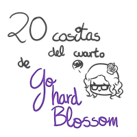 Video 20 cositas by Gohardblossom