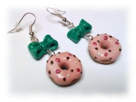 FIMO EarRings by ShirNek0