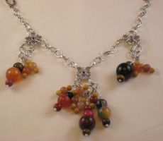 Harvest Necklace by ErrantDreams