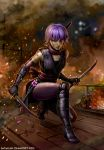 The Killer Kunoichi by SirTiefling