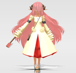 .:MMD:. My Name is Anju by ColumnBoy