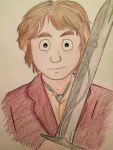The Hobbit by Hobbesgirl