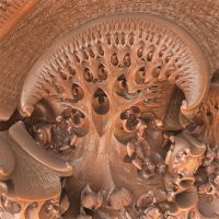 The Milk Chocolate Tree Of Life by psion005
