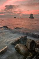 mupe bay rocks by andy-65