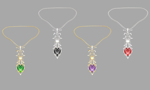 Necklace pack DL by Skary66