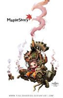 MAPLEstory by paulobarrios