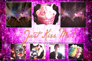JustKissMe!.PSD by OriginalPsd