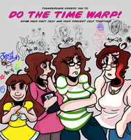 Lets Do the Time Warp! by Marinta