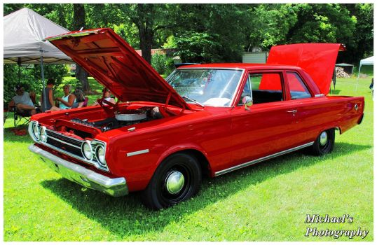 A 1967 Plymouth Belvedere by TheMan268