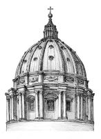 St Peter's Dome by dashinvaine