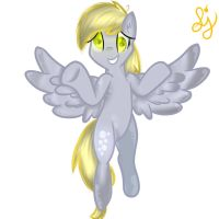 Derpy by AppleJackS2